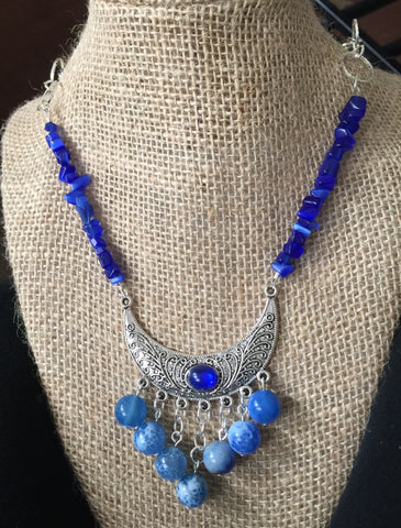 The Pacific Coast Highway Necklace