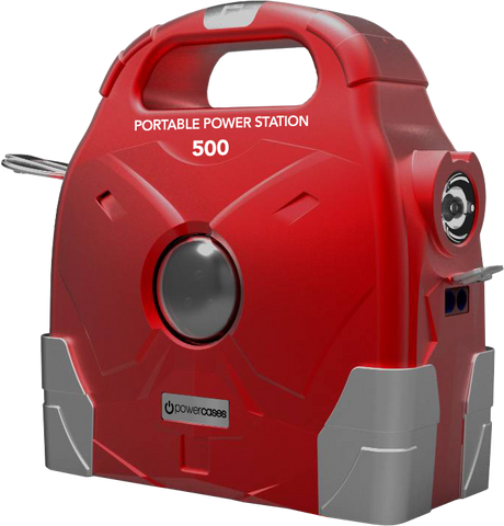 Portable Power Station 500