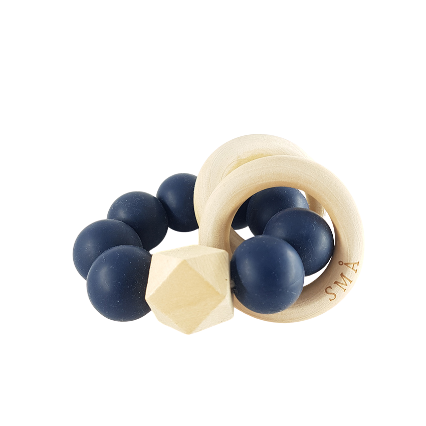 DIAMOND babyteether, blueberry