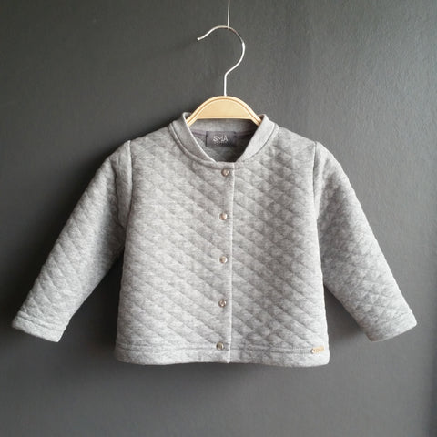 MADIE sweat cardigan