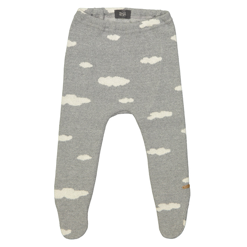 CLOUD footie pants