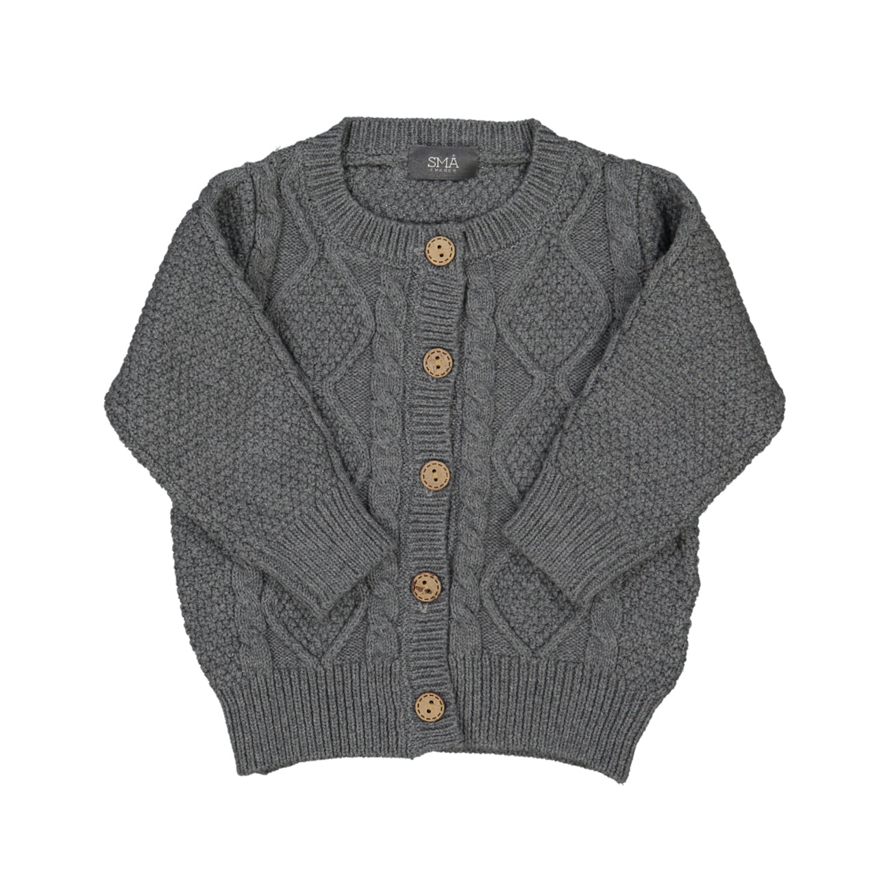 ZORRO knitted cardigan