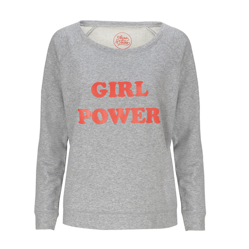 GIRL POWER Adult Sweatshirt