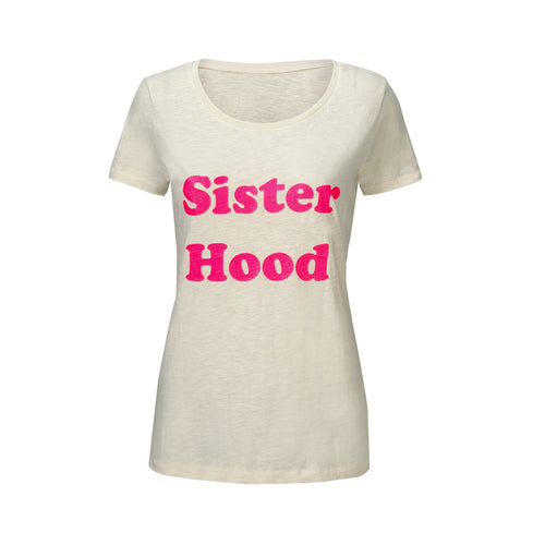 New Sister Hood T-shirt - AVAILABLE AT THE FMLY STORE