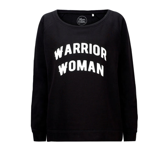Warrior Woman Adult Sweatshirt