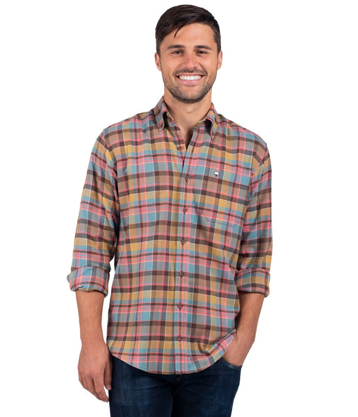 Woodstock LS Flannel Shirt