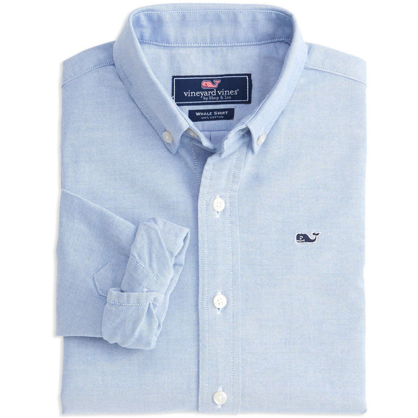 Vineyard Vines Solid Oxford Shirt
