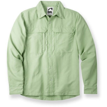 Product Image: Mountain Khaki Granite Creek Long Sleeve Shirt