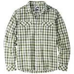 Mountain Khaki Plaid Long Sleeve shirt Size S