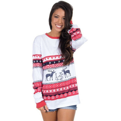 Lauren James Christmas Tees