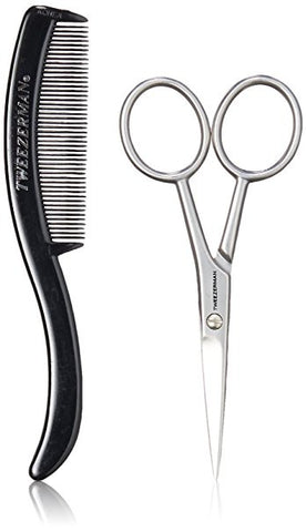 Product Image: Tweezerman Moustache Scissors