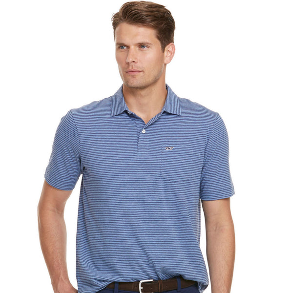 Vineyard Vines Seabrook Stripe Polo