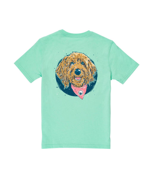 Girls Molly Doodle SS Tee