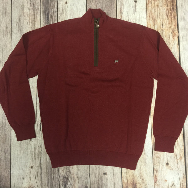 Southern Point Hayward 1/4 Zip Sweater