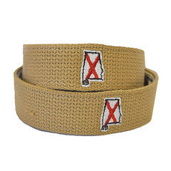 Product Image: Alabama Traditional Embroidered Belt