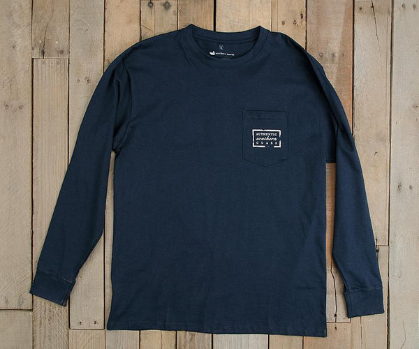 Southern Marsh LS Authentic Tee