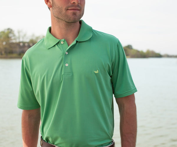 Bermuda Performance Polo