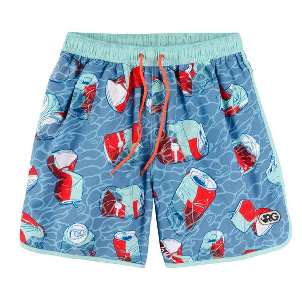 Crush It Swim Trunks
