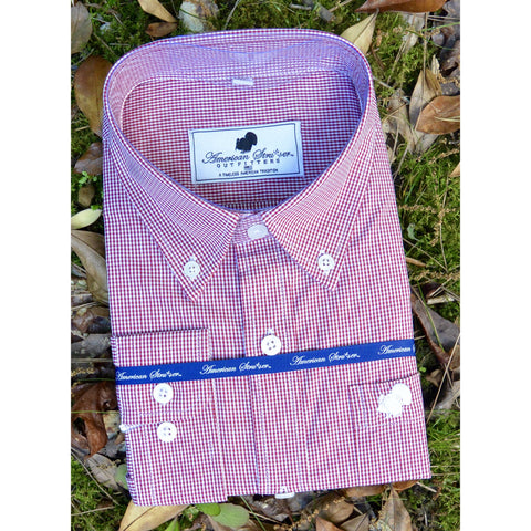 Product Image: Youth Gingham Dress Shirt