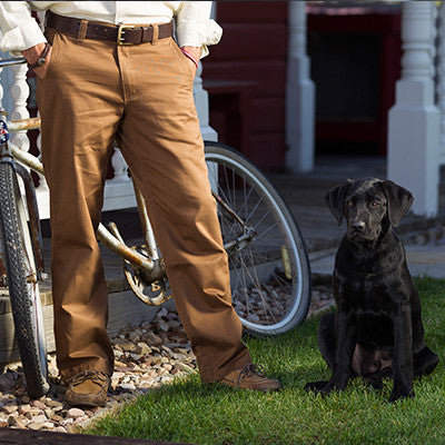 Product Image: Broadway/Slim Fit Teton Twill Pant