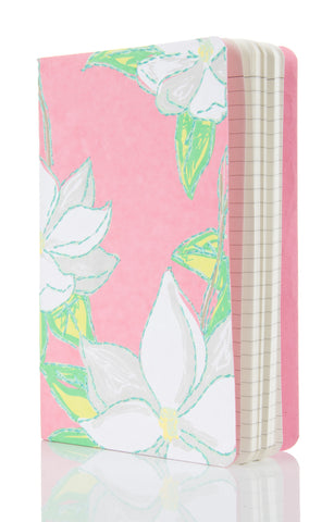 Product Image: Lauren James Spiral Notebook- Magnolia