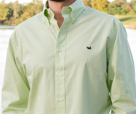 Product Image: Gadwall Gingham Dress Shirt