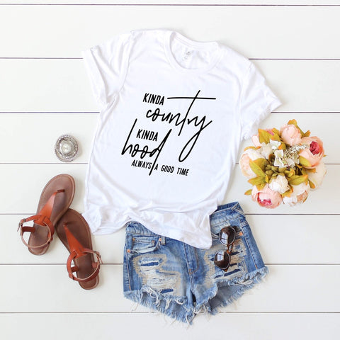 Product Image: Kinda Country Tee