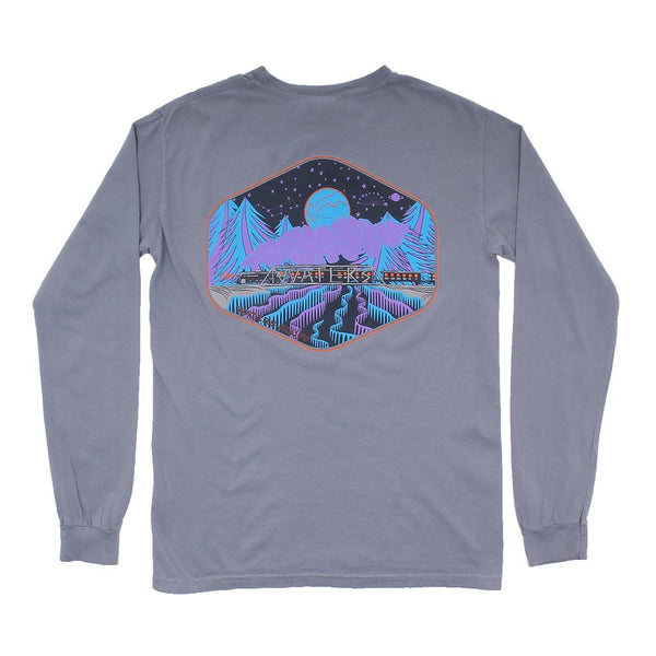 Night Train L/S T-Shirt