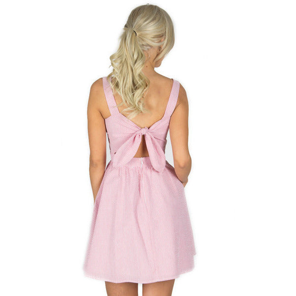 Lauren James Garrison Dress