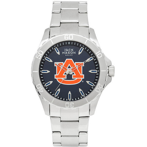 Product Image: Auburn Tigers Men's Team Color Dial Sport Bracelet Watch