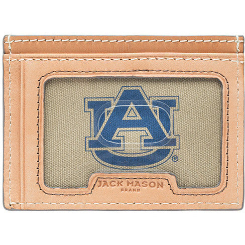 Auburn Gameday ID Window Card Case
