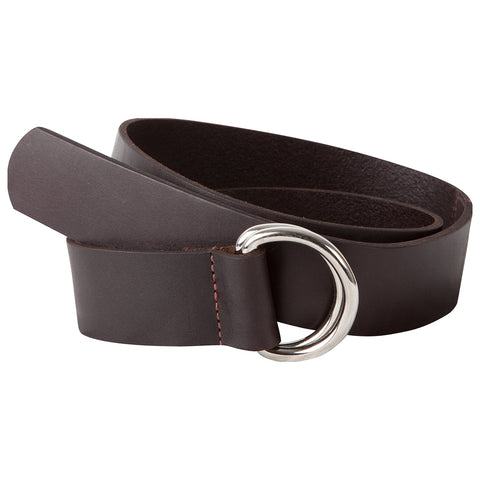 Product Image: Leather D-Ring Belt