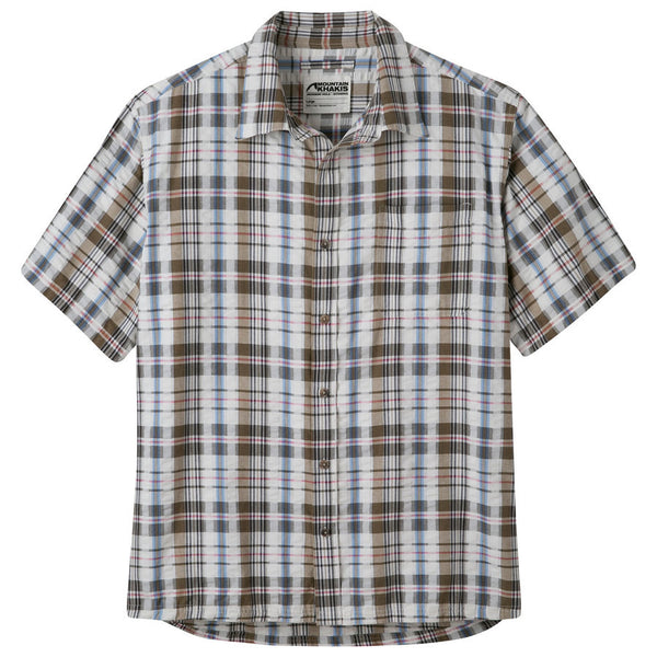 Crags EC Crinkle S/S Shirt
