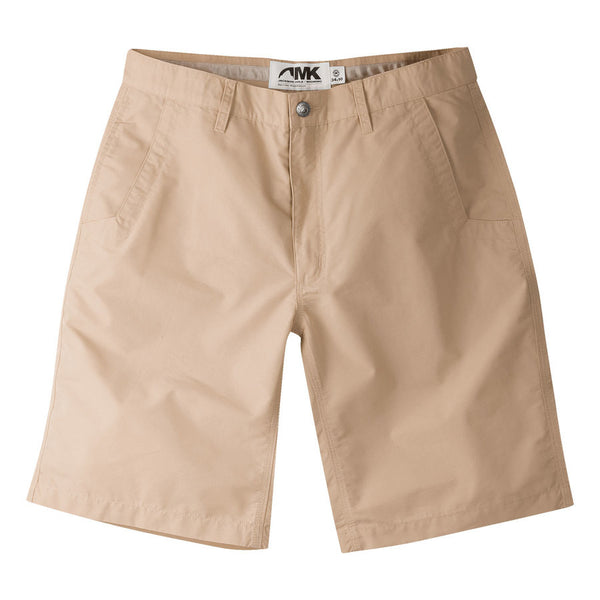 Mountain Khaki Men's Relaxed Fit Poplin Short 10 inch inseam