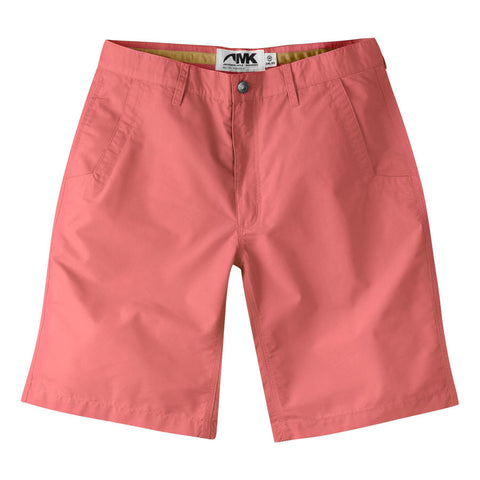 Product Image: MOUNTAIN KHAKIS  Men's Poplin 8IN Short in Rojo Size 42