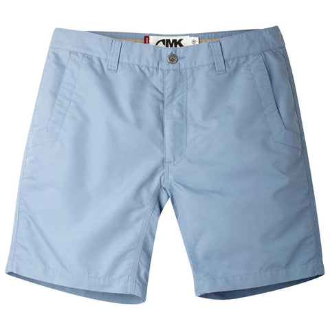 Product Image: Men's Broadway/Slim Fit Poplin Short (10 inch inseam)Morning Sky size 40