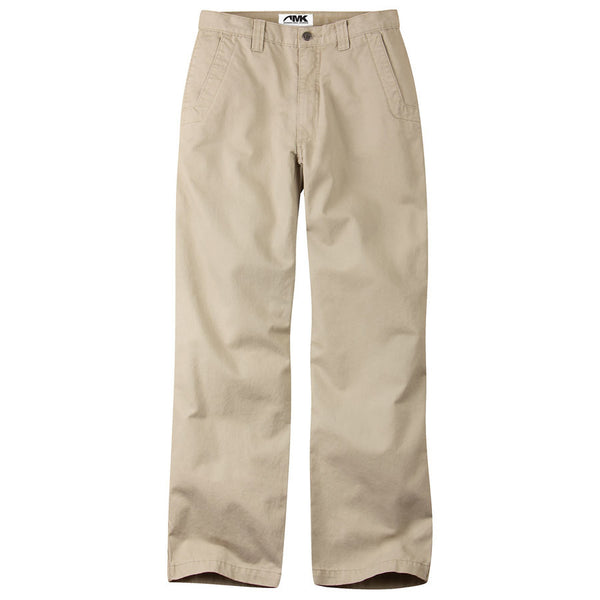 Men's Teton Twill Pant Relaxed Fit in Sand