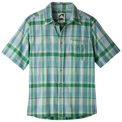 Product Image: Mountain Khaki Tomahawk Madras S/S Shirt