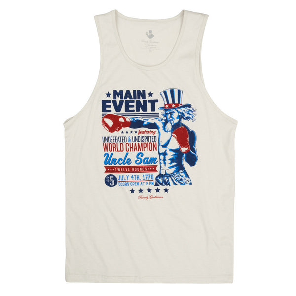Main Event Tank Top