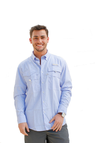 Properly Tied Fishing Shirt