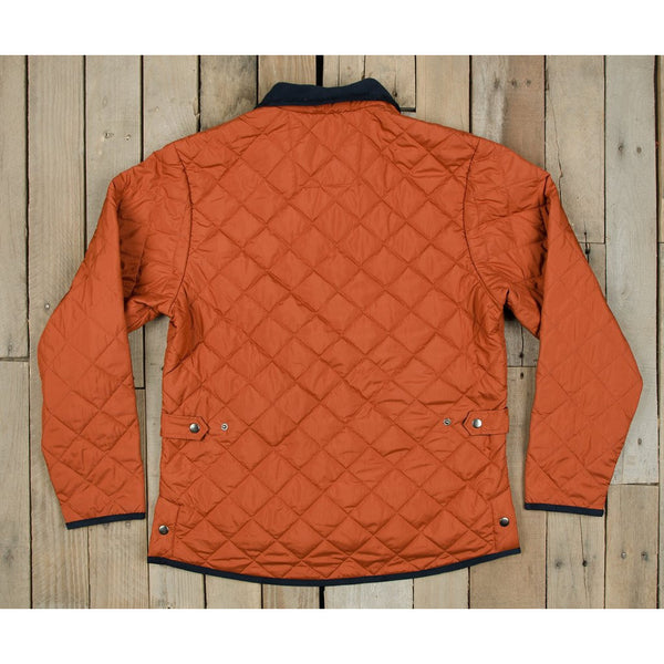 Southern Marsh Marshall Quilted Jacket