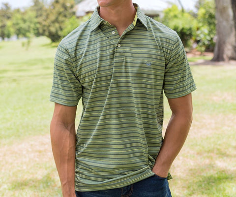 Product Image: Bermuda Performance Polo - Aiken