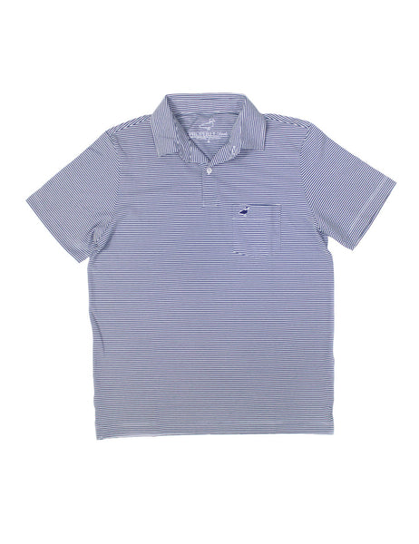 YOUTH Stripe Pocket Polo