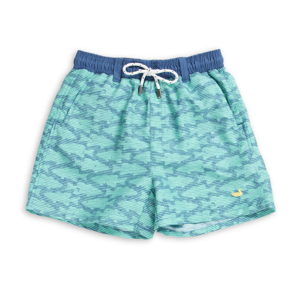 Youth Dockside Swim Trunks