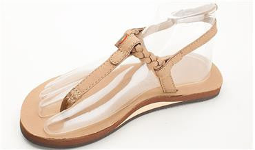 Sophia - Ladies Sierra Premier Leather Center Toe w\Braid