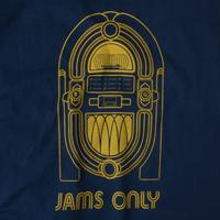 Jams Only Short Sleeve Pocket Tee
