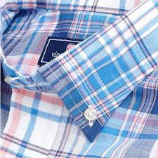 Product Image: Vineyard Vines Tucker Shirt Gunwale Plaid