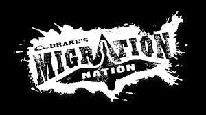 Product Image: Drake Migration Nation Logo Tee L/S size Small