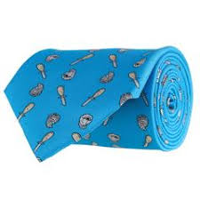Product Image: Southern Proper Shucking Gent Neck Tie in Blue