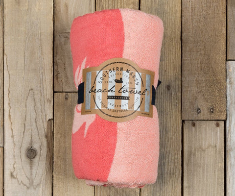 Product Image: Southern Marsh Stripes Beach Towel